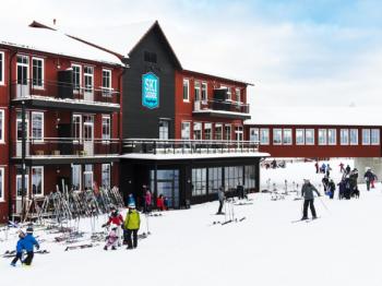 Presentationsbild för referensen Kungsbergets skidanläggning