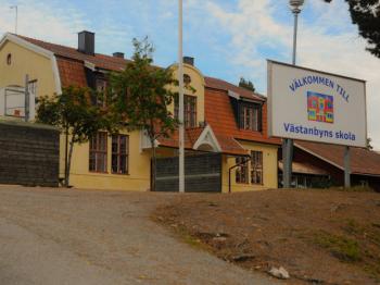 Bild för referens Västanbyns skola