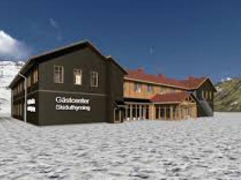 Presentationsbild för referensen Kungsberget, gästcenter