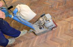Bild för tjänsten Golvslipning